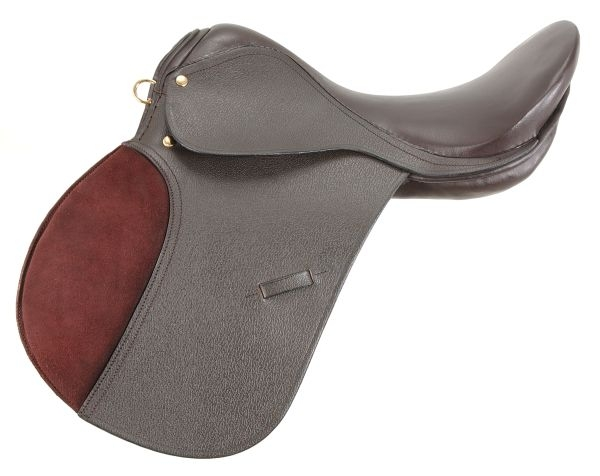 Equiroyal Granada Suede Saddle Package