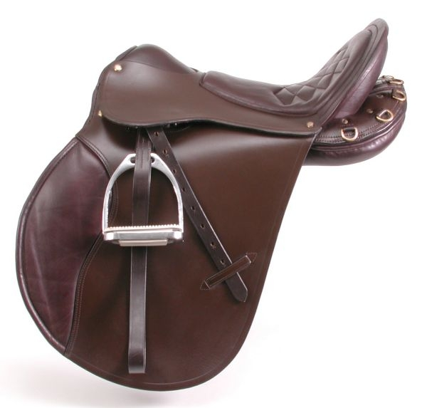 Equiroyal Marathon Endurance Saddle Package