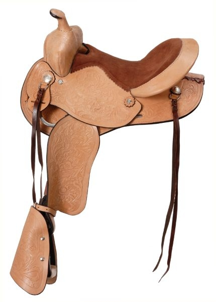 King Series Mighty Rider Youth Pony Saddle Package