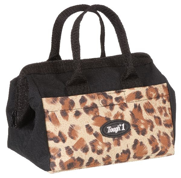 Tough-1 Groomer Accessory Bag - Leopard