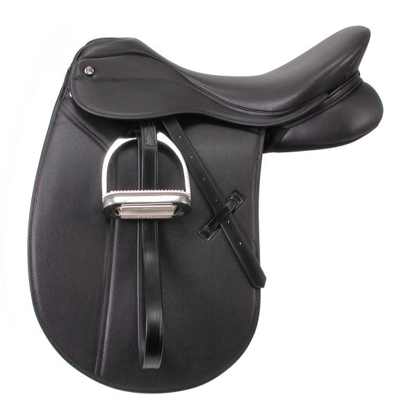 Equiroyal Newport Dressage Syntheic Saddle Package