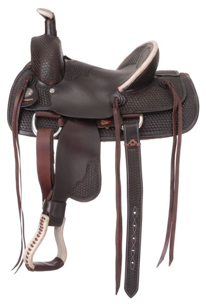 Royal King Liberty Youth Roper Saddle
