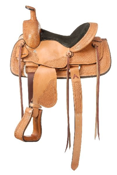 Royal King Frisco Youth Roper Saddle