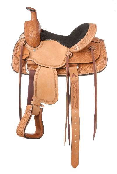 Royal King Dalton Youth Roper Saddle