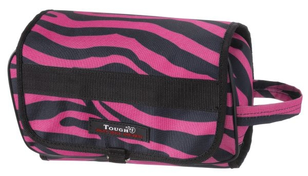 Tough-1 Roll-Up Accessory Bag - Zebra Prints