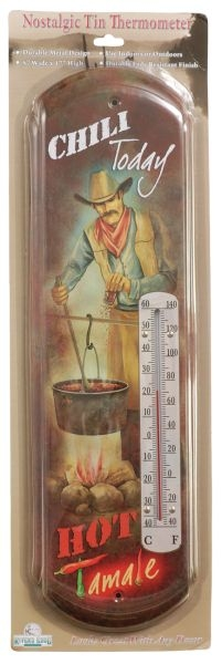 Gift Corral Cowboy Thermometer