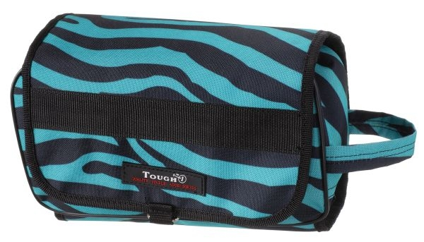Tough-1 Roll-Up Accessory Bag - Zebra Prints