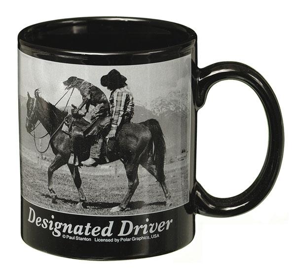 Gift Corral Designated Driver Mug