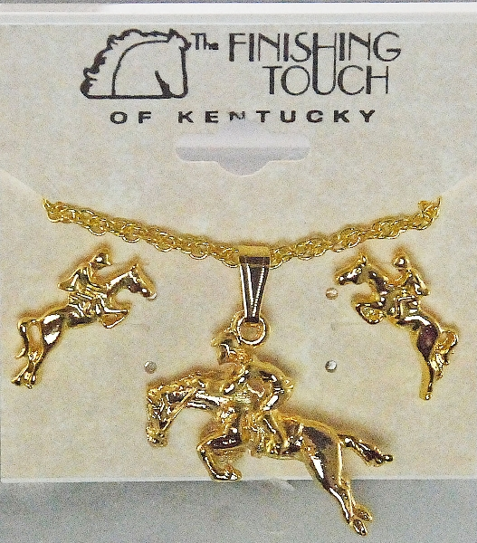 Finishing Touch Jumper Horse Gift Set