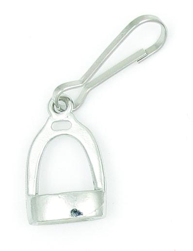 Finishing Touch Stirrup Zipper Pull