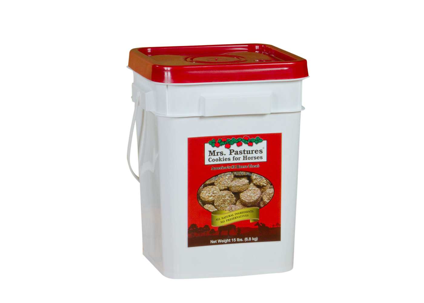 Mrs Pastures Cookies