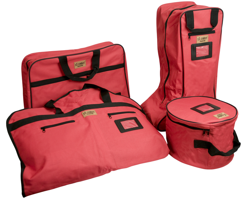 Equine 4pc Luggage Set