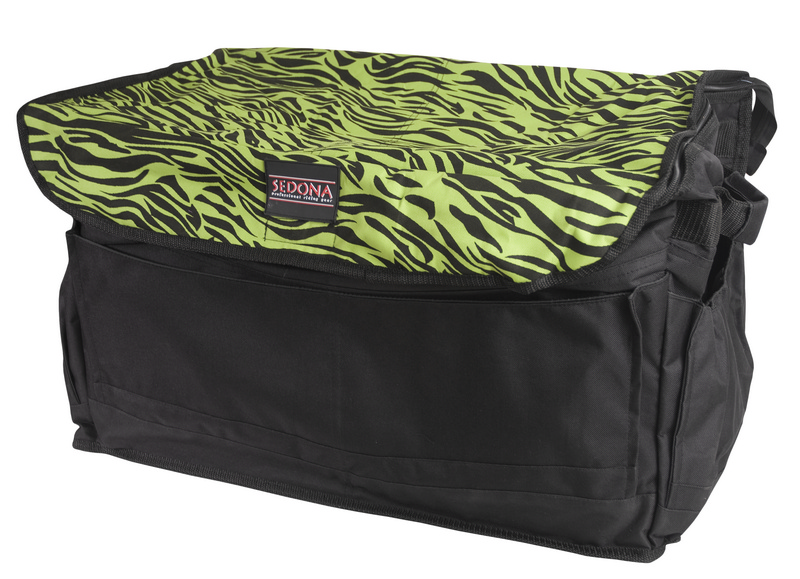 SEDONA Printed Portable Collapsible Tack Trunk