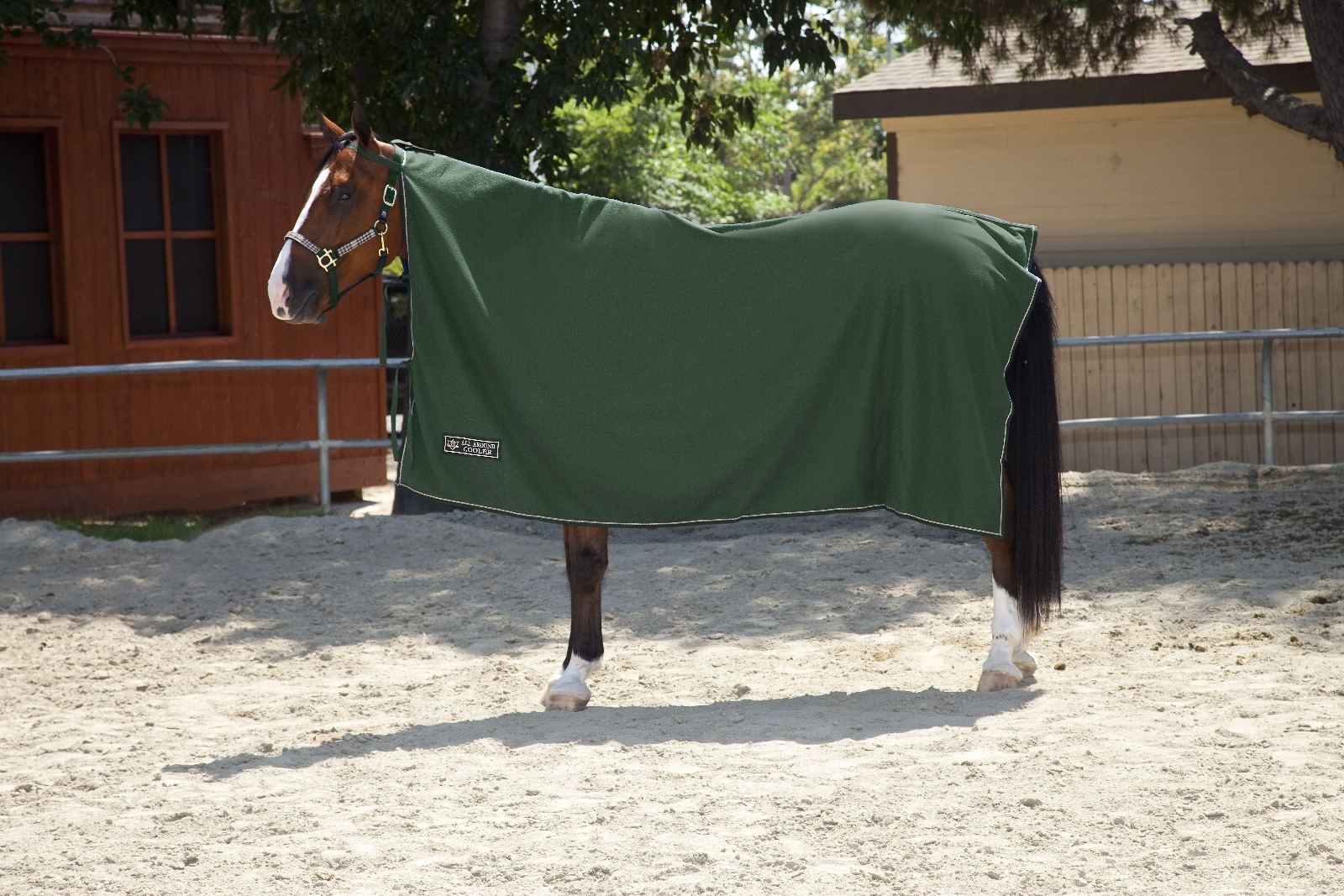 Kensington Polar Fleece Cooler