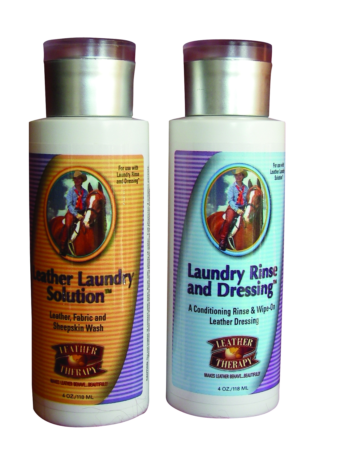Leather Therapy Laundry Gift Set