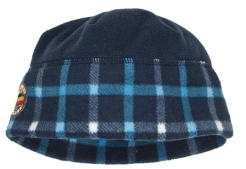 Newmarket Stripe Fleece Hat