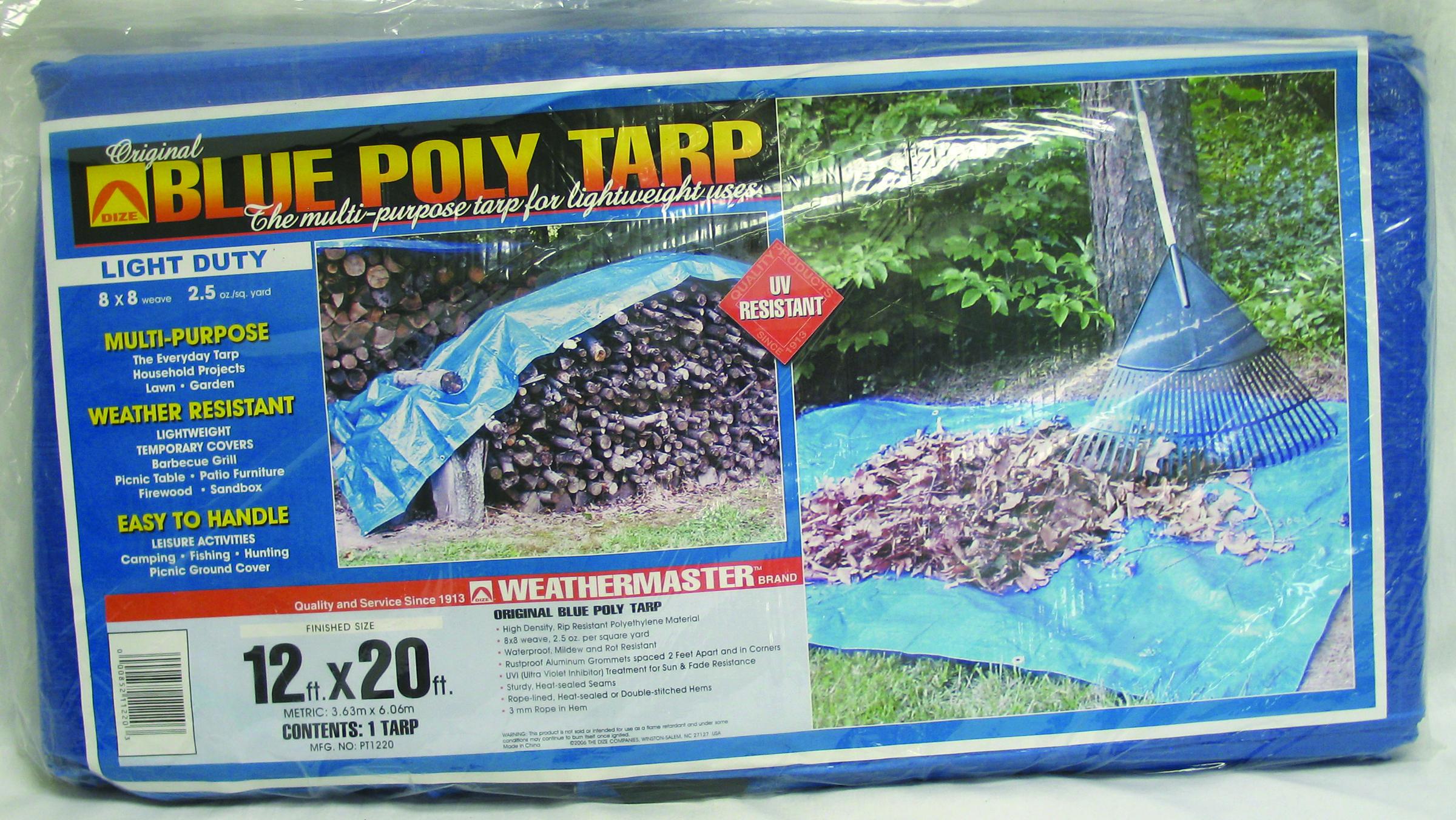 Poly Tarp