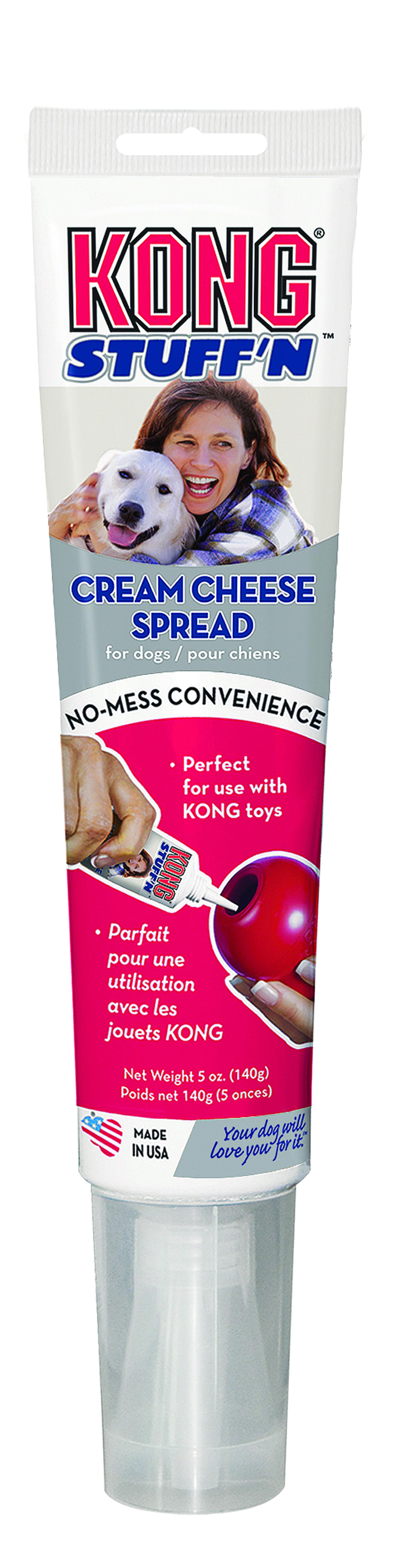Kong Stuff N Cream Cheese Spread