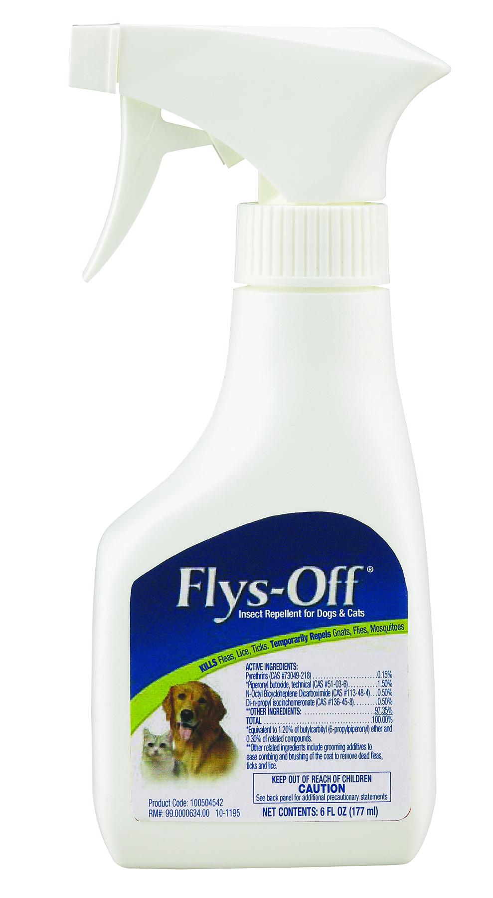 Farnam Flys-Off Mist Insect Repellent Pump Spray