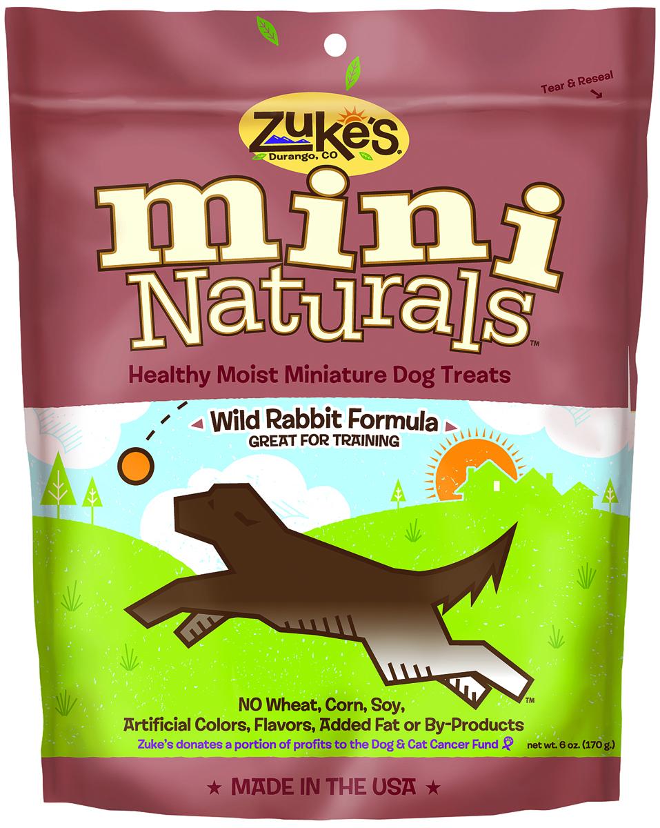 Zuke's Mini Naturals Treats