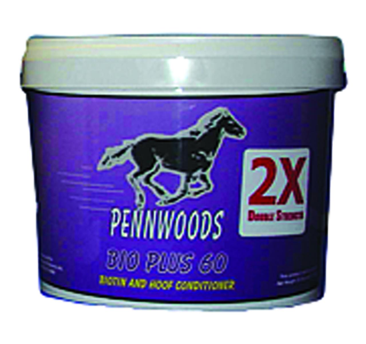 Pennwoods Bio Plus 60 2X
