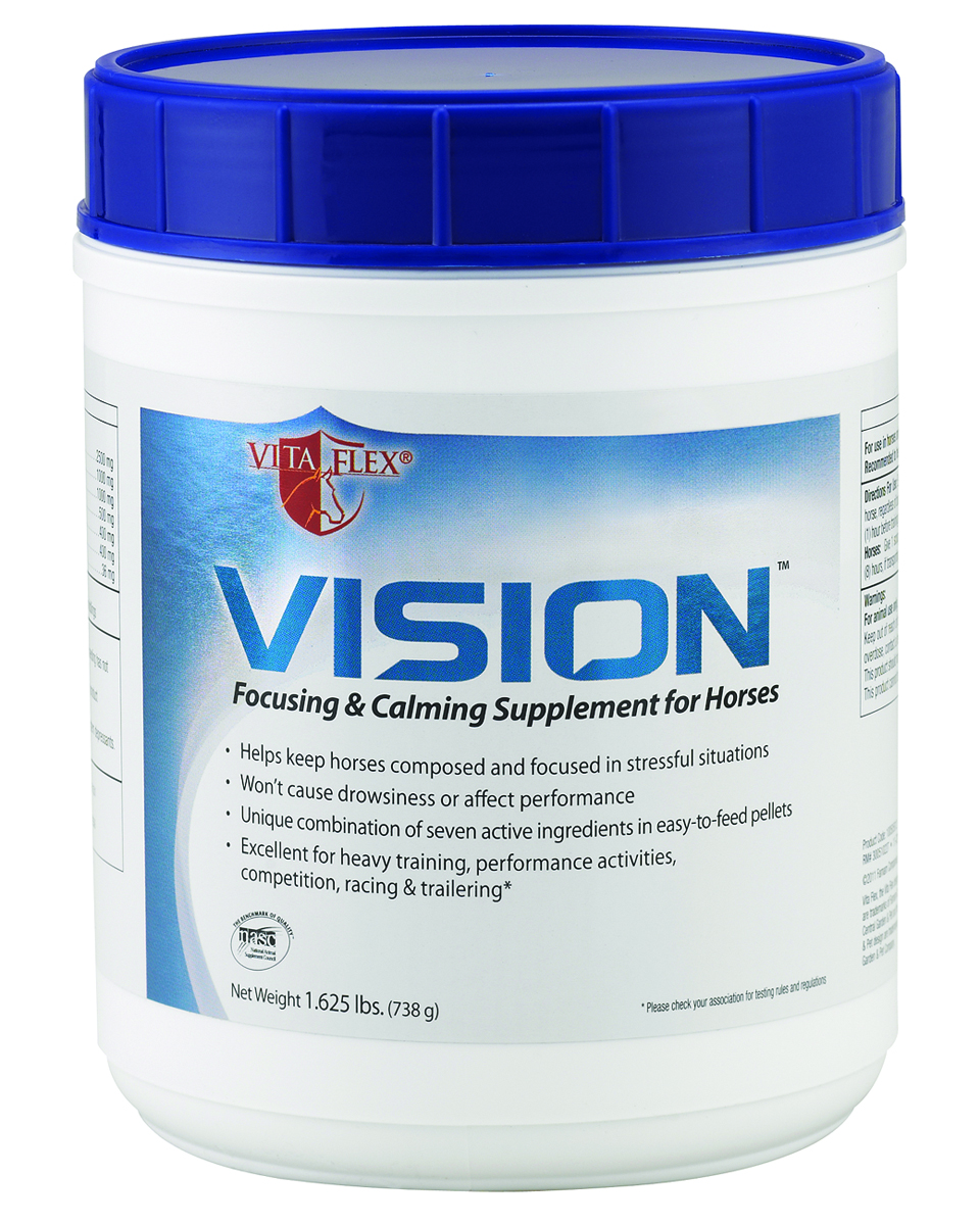 Vita Flex Vision Focusing & Calming Supplement Pellets