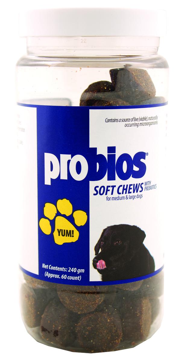 Probios Soft Chews Dog