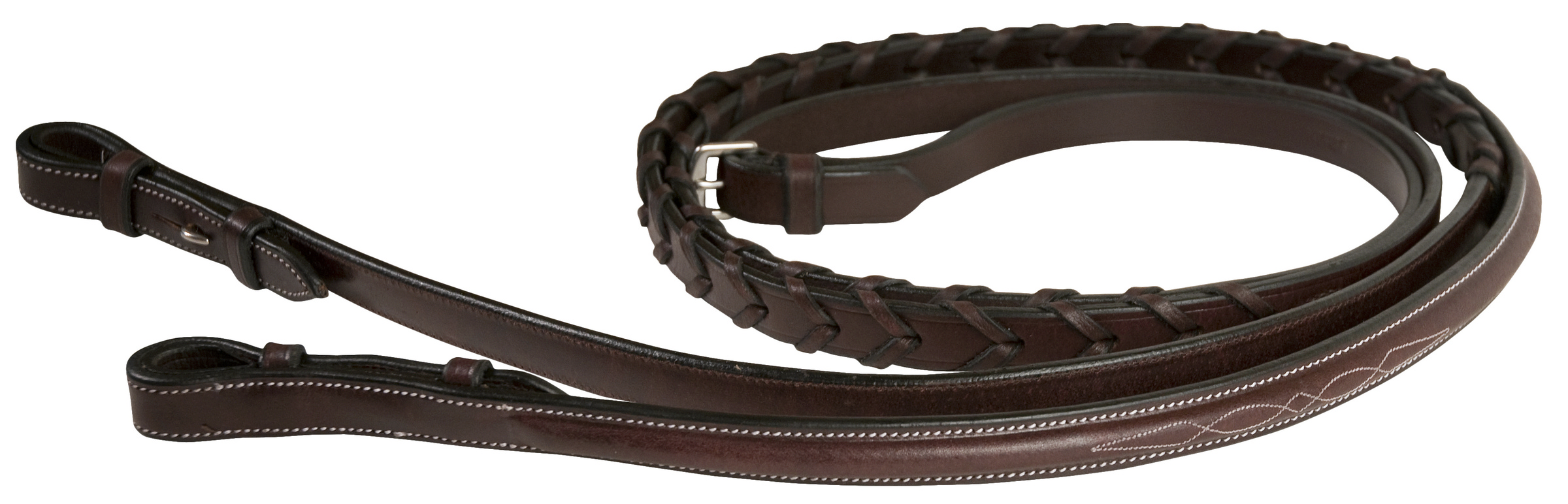 Gatsby Fancy Raised Laced Reins