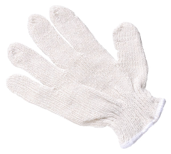 Tough-1 Premium Poly Cotton Ropers Gloves