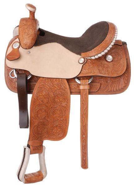 Royal King Barstow Roper Saddle
