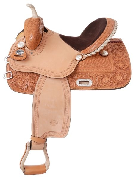 Silver Royal Premium Grand Prairie Saddle