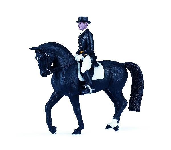 James Dressage Rider