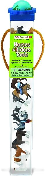 Horses & Riders Toob