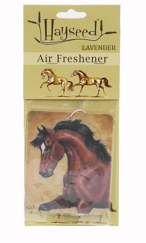 Bay Horse Head Freshener