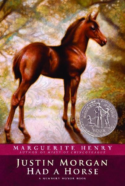 Justin Morgan Had A Horse, Paperback