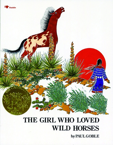 The Girl Who Loved Wild Horses, Paperback