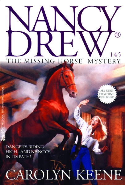 Nancy Drew, The Missing Horse Mystery