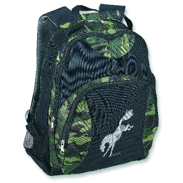 Bucking Horse Camo Backpack