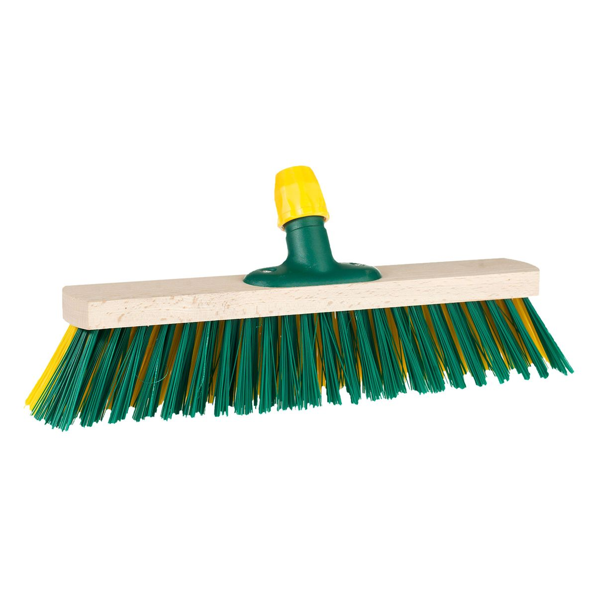 HorZe Stable Broom With Hard Bristle
