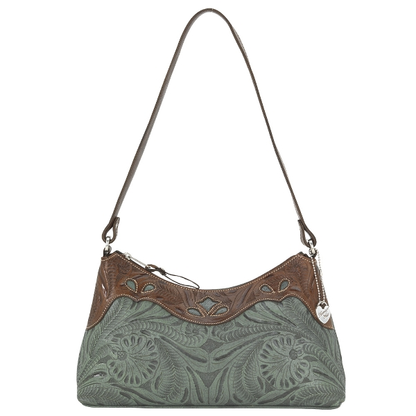 AMERICAN WEST Heartland Shoulder Handbag