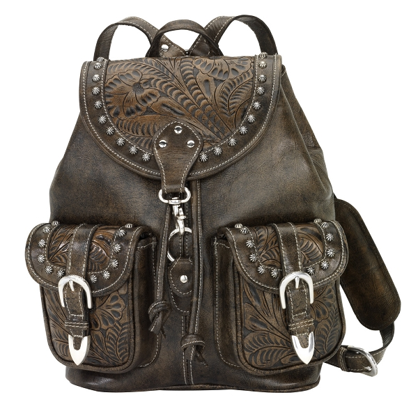 AMERICAN WEST Drawstring Backpack