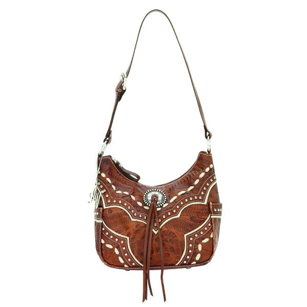 AMERICAN WEST Sundance Hobo Style Handbag