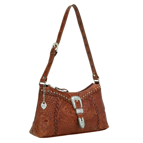 AMERICAN WEST Retro Romance Shoulder Handbag