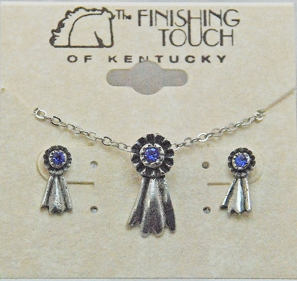 Finishing Touch Blue Ribbon Gift Set