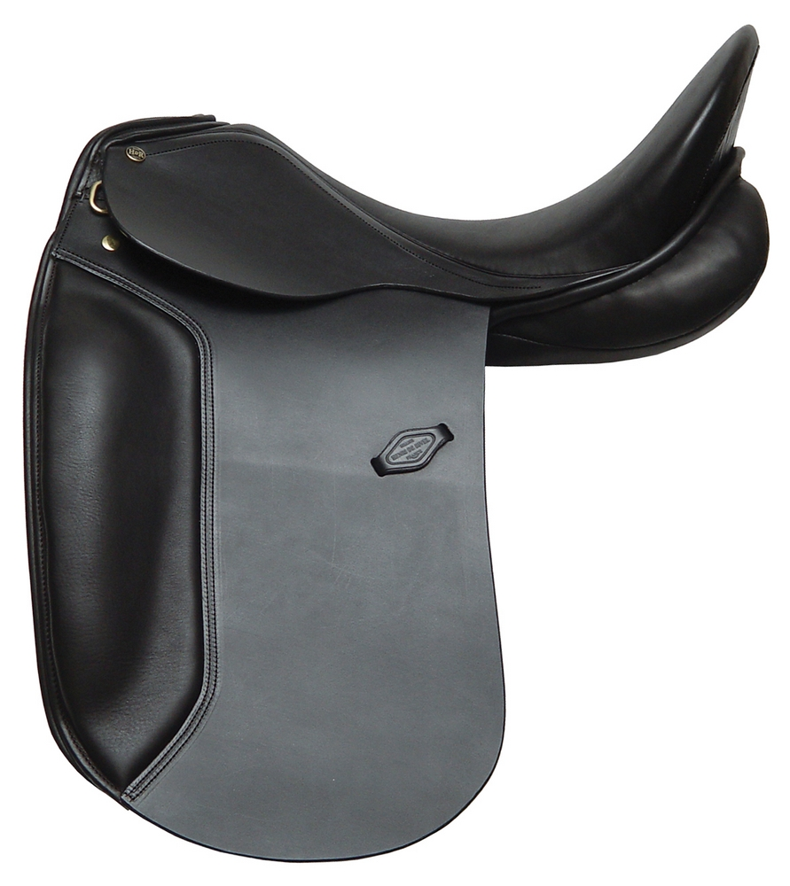 Henri De Rivel Rivella Flocked Paris Dressage Saddle