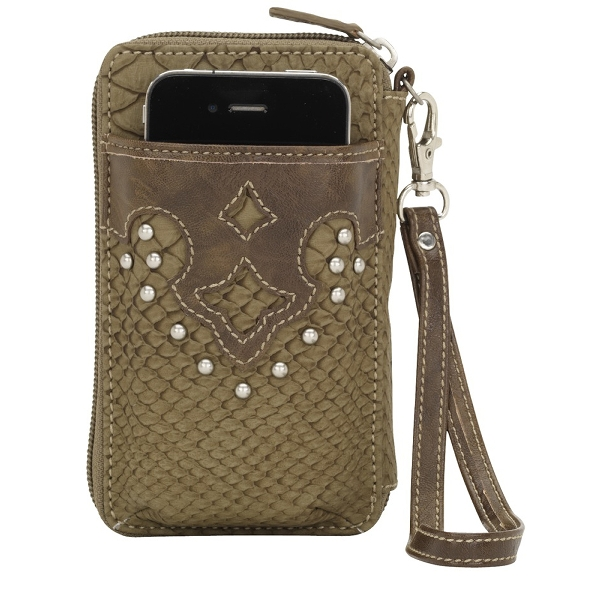 BANDANA Salinas Cell Phone Case/Wallet