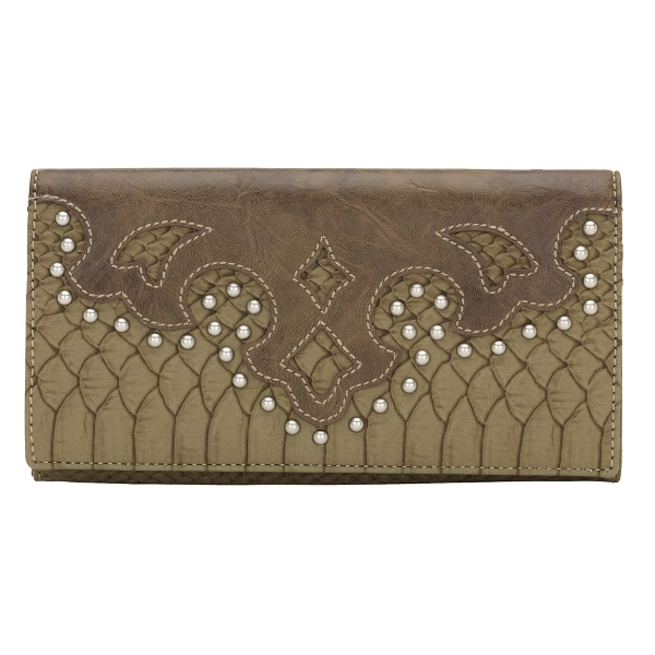 BANDANA Salinas Flap Wallet
