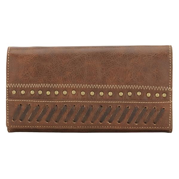 BANDANA Cimarron Flap Wallet