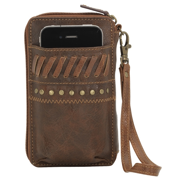 BANDANA Cimarron Cell Phone Case/Wallet
