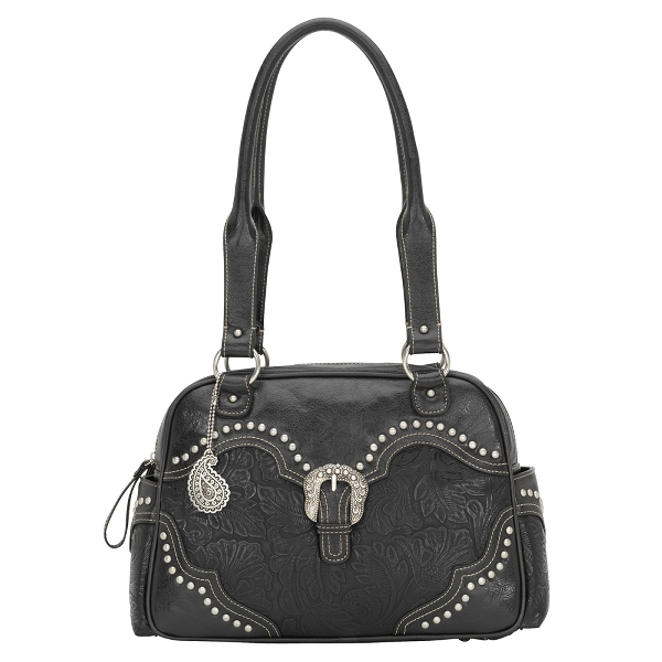 BANDANA San Marcos Double Compartment Satchel